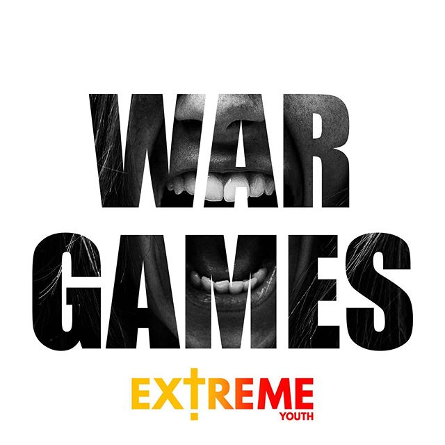 ITS ON!! Tonight @ 7pm! Let the war games begin #bettertogether