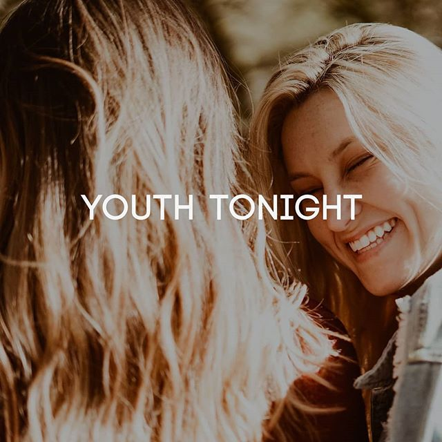 Youth is ON tonight, come join us at 7pm for another exciting night. Invite your mates, we cant wait to see you there. #bettertogether