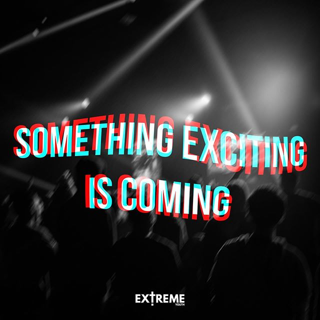 Something exciting is coming, get ready! #bettertogether