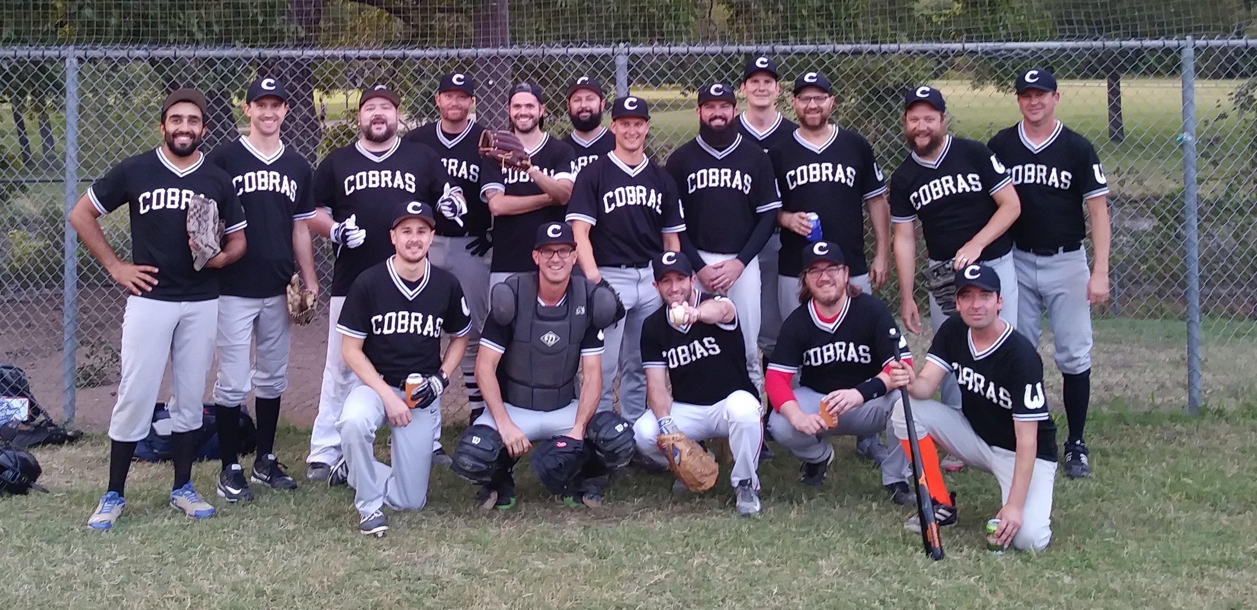 Cobras Team No Beer.jpg