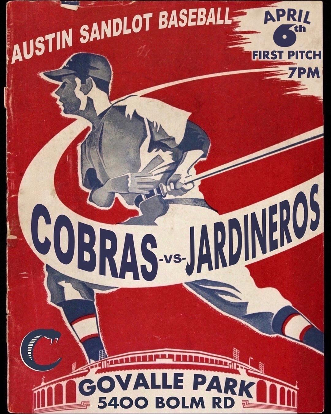 April 6 2018 Cobras Poster.JPG