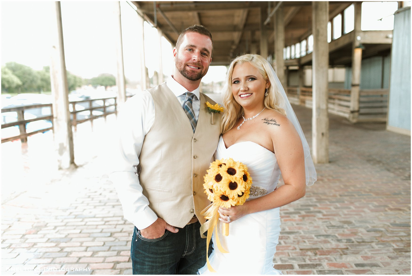 """Morgan Nelson - """"Wedding & Engagement photosSpencer did such a great job on our wedding and engagement photos ! He was fun to work with and make us feel comfortable. He was very fast to get our photos back and I would highly recommend him!"""""""