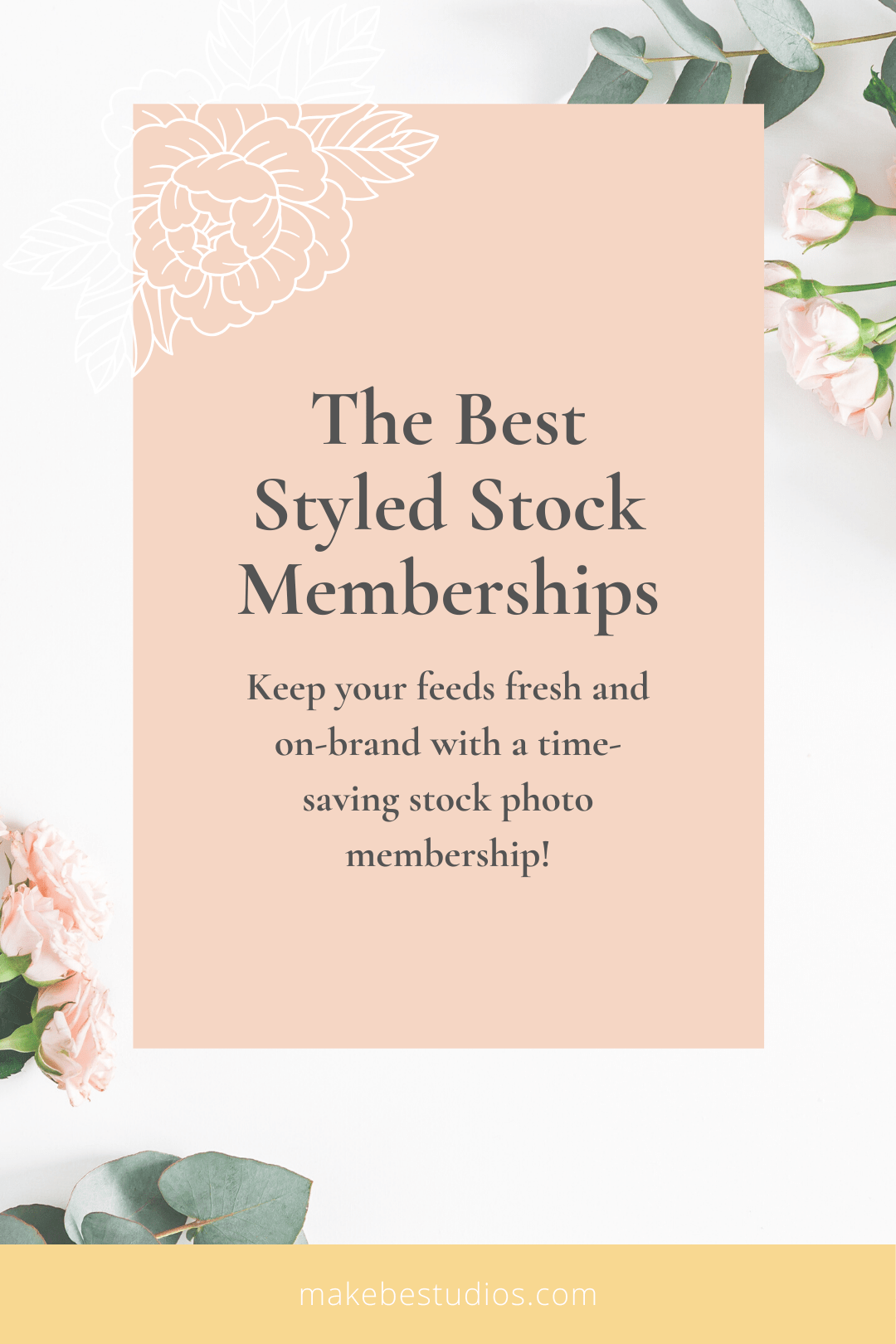 The best styled stock photos for your business or blog