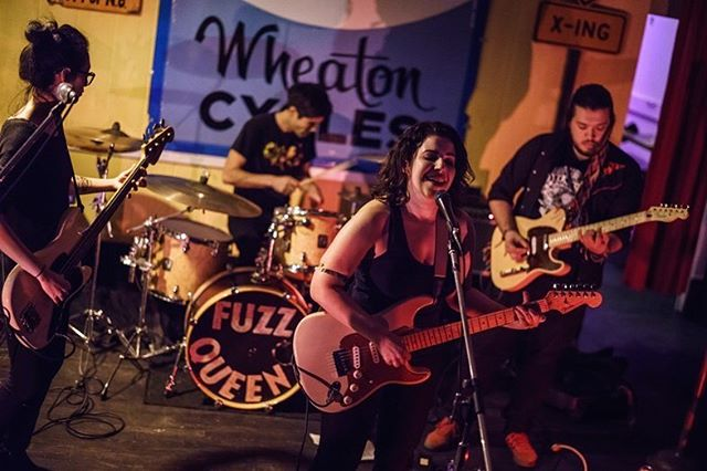 On Fri, Sept 13 —two weeks from today—we are playing Pie Shop on H Street with Roxplosion-sanctioned bands The Out of Water Experience and Capitol Offender. Be seeing you!! 📸 @roxplosion