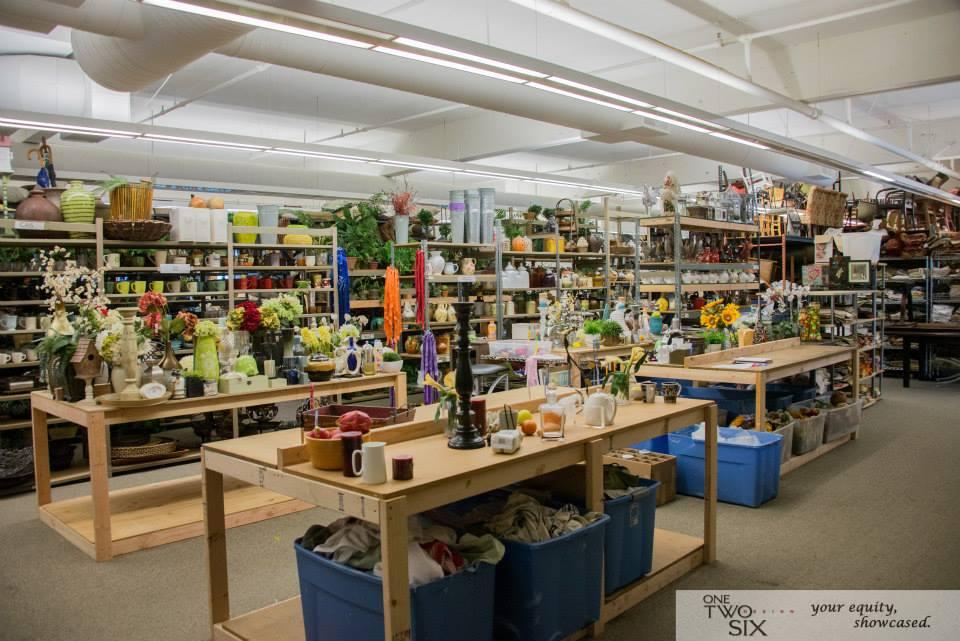 Old Mountain View Warehouse