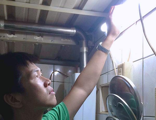 弱勢家庭能源福利 - 協助弱勢家庭,更換節能設備,改善能源貧窮狀況