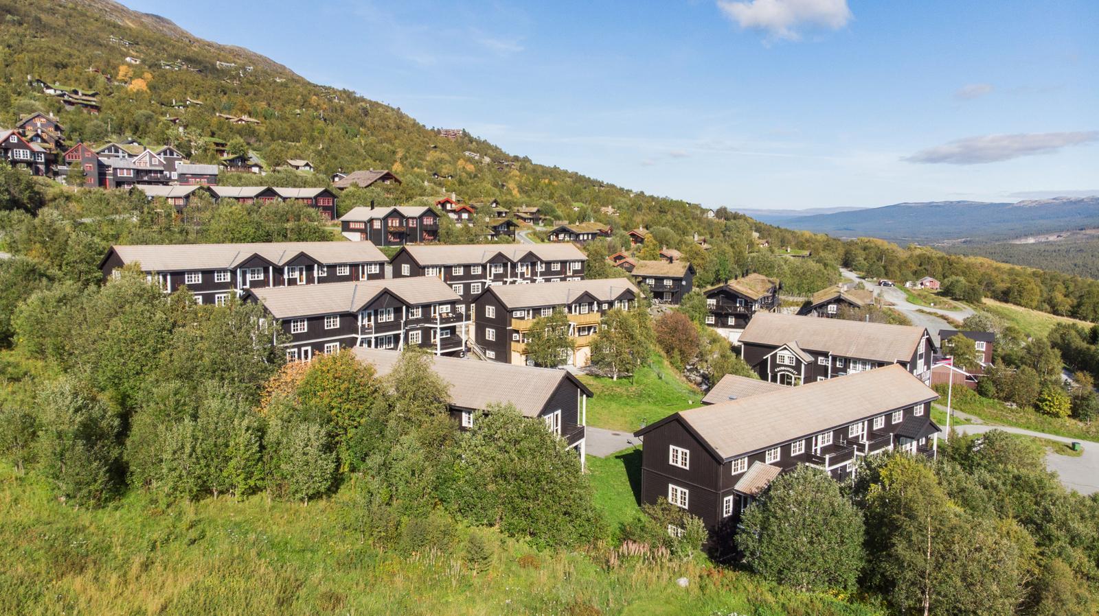 Oppdal Alpintun - Livet på fjellet