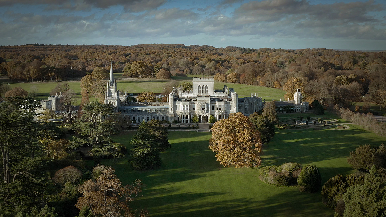 Ashridge House Wedding Films
