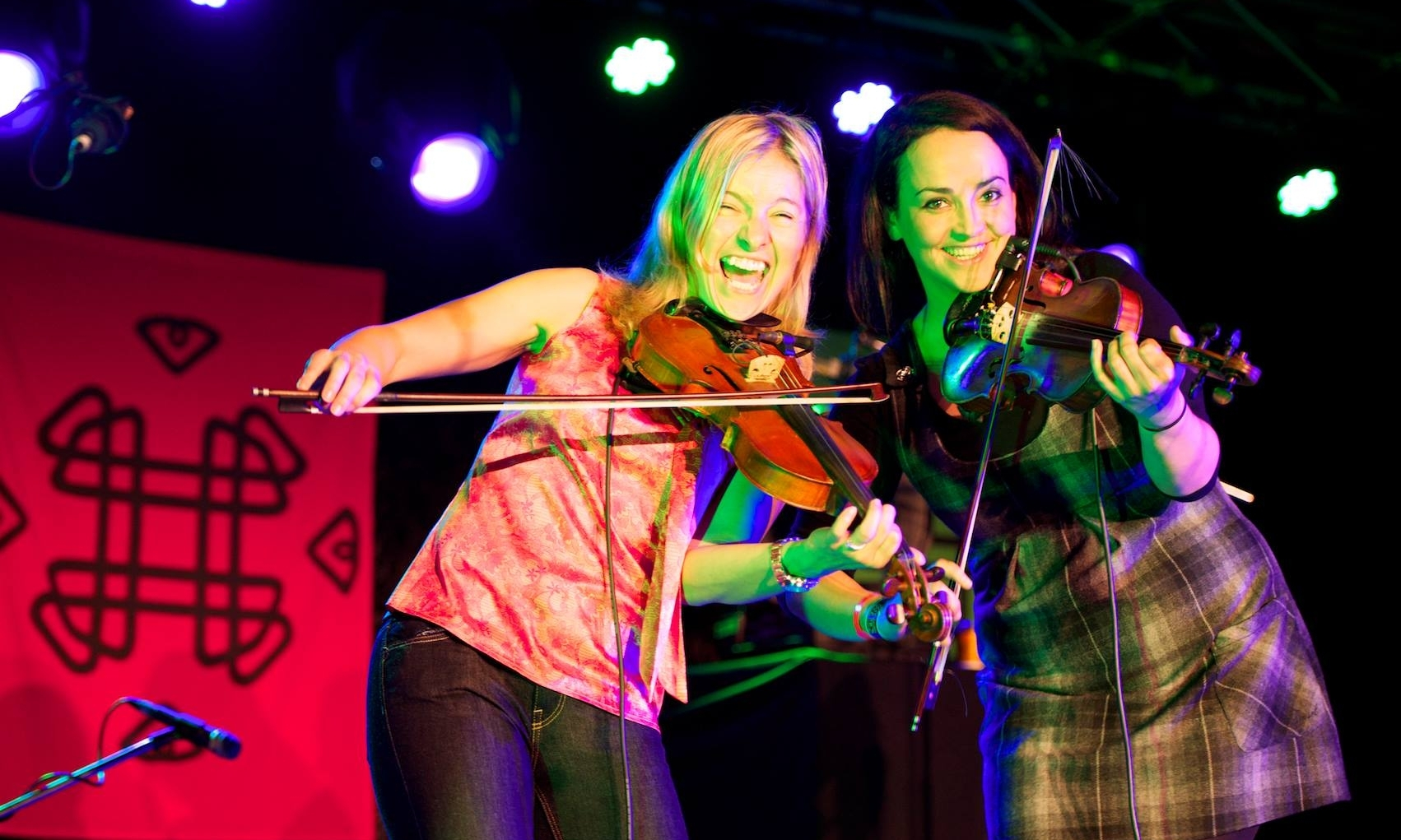 festival fiddles - Our resident fiddle host Mary McEvilly will once again host this year's Festival Fiddles concert. Gathered on stage will be some of the hottest fiddlers in town. Here's your chance to experience the diversity of stylistic and emotional breadth of these solo fiddle players – this year's concert features Eileen O'Brien, Mana Okubo, Martin Scuffins, Eileen O'Brien, Innes Watson and Duncan Chisholm.Sat 1pm Wine BarHOST MARY MCEVILLY