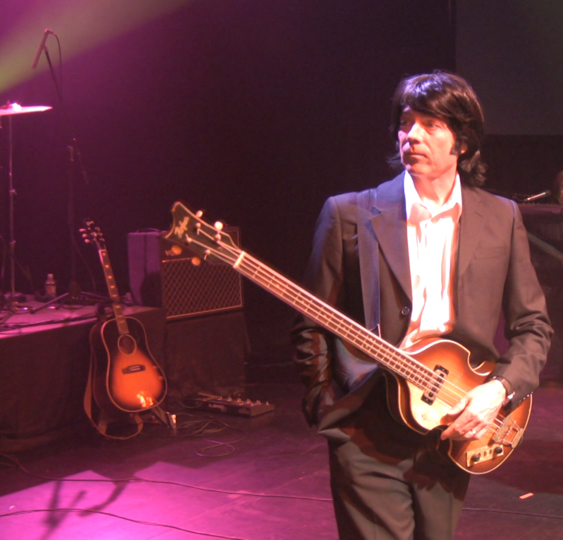 Tim Mahoney as Paul McCartney