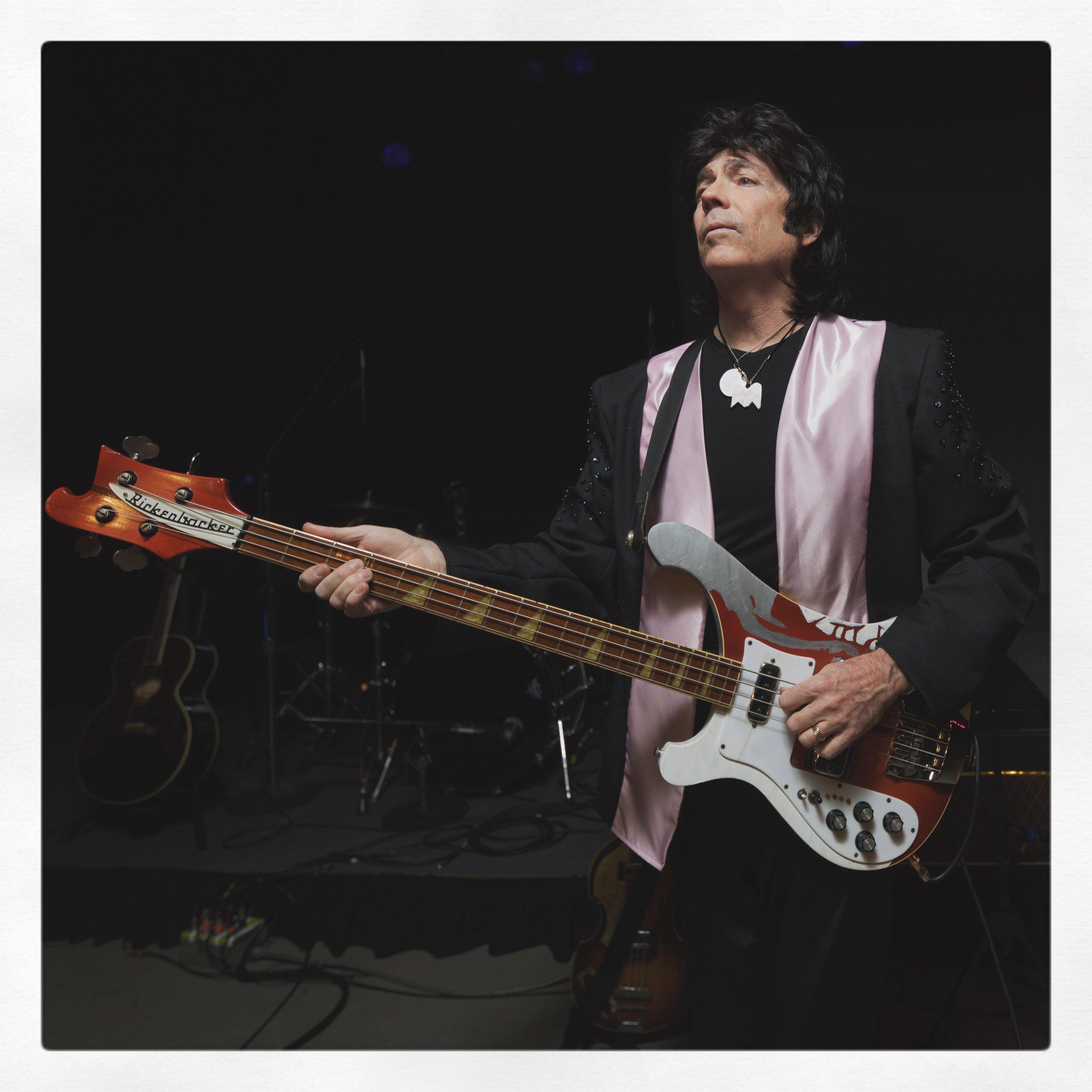 Tim Mahoney as Paul McCartney