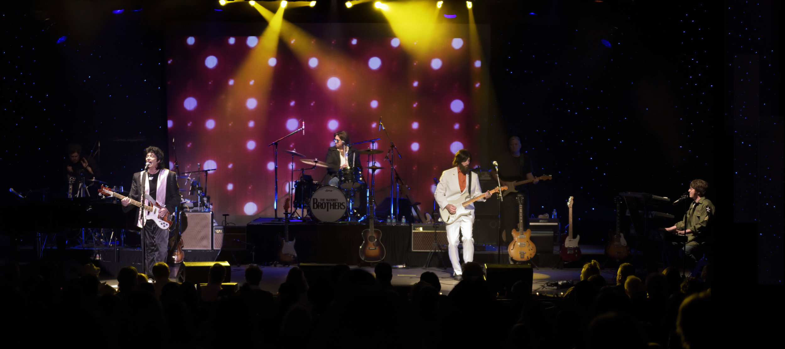 """""""The Beatles And Beyond"""" at Resorts Casino Atlantic City's Superstar Theatre"""