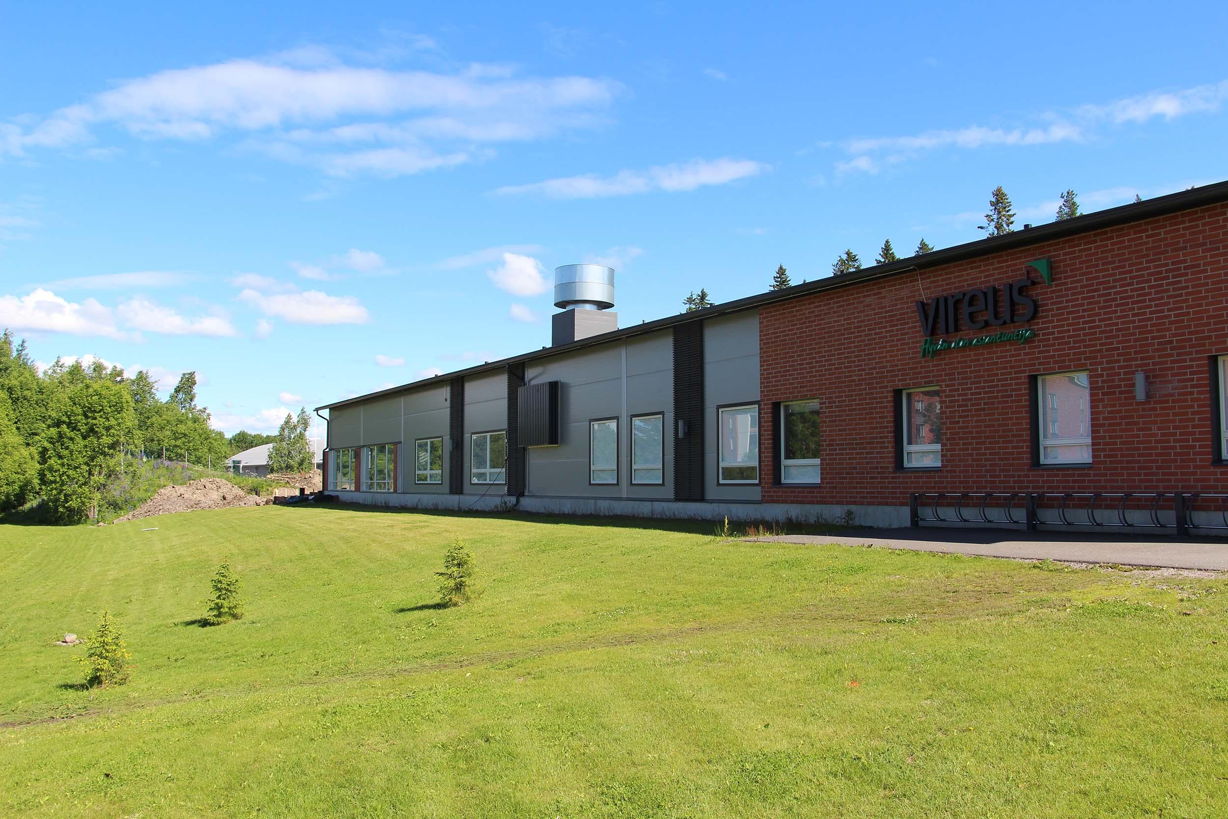 Vireus, Mäntsälä