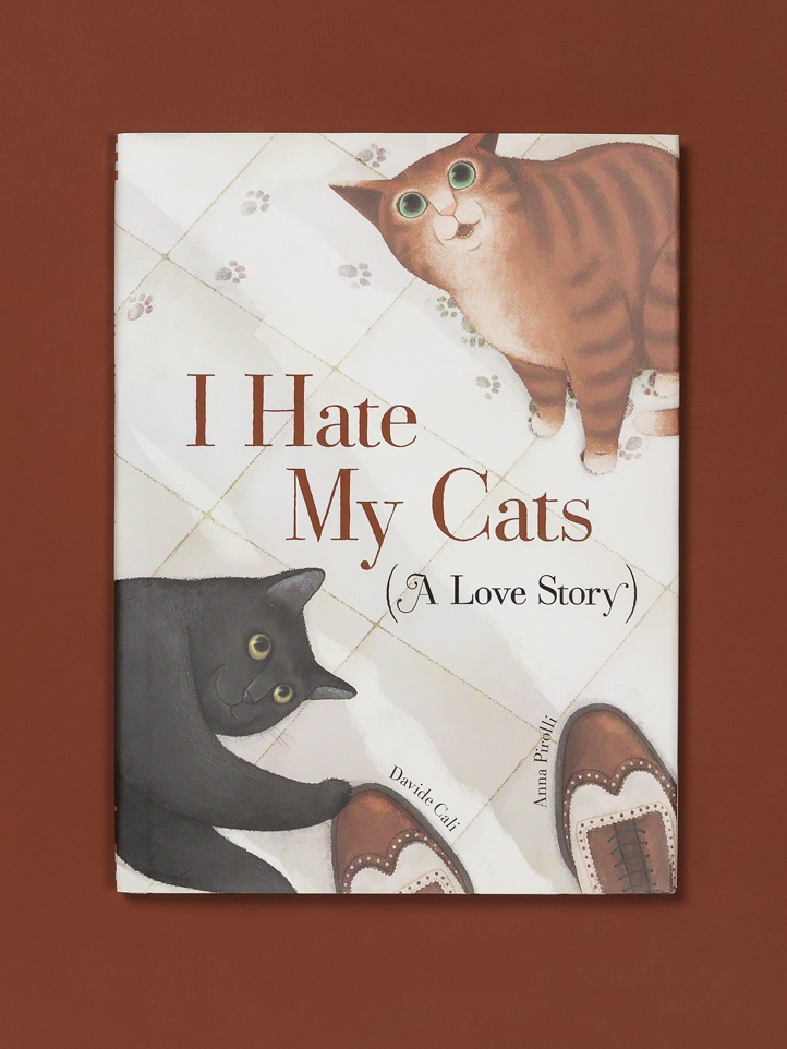 I hate my cats — Debbie Bibo Agency