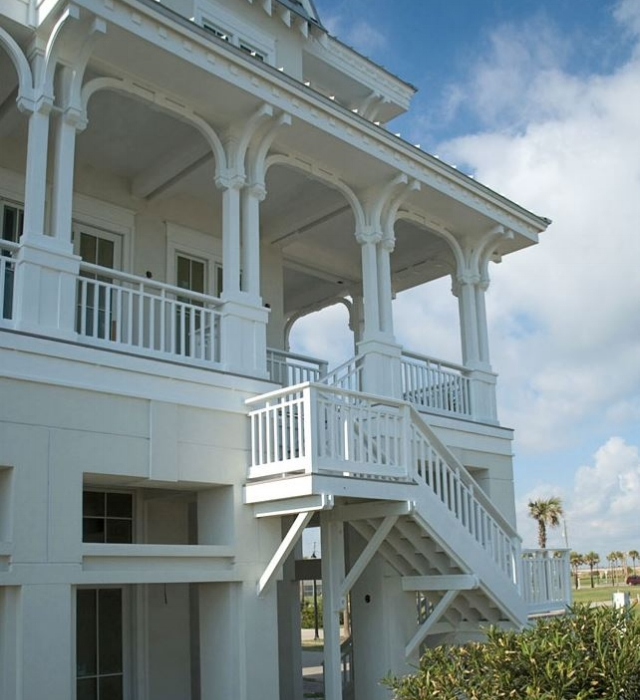 Beachtown Residence, Galveston TX