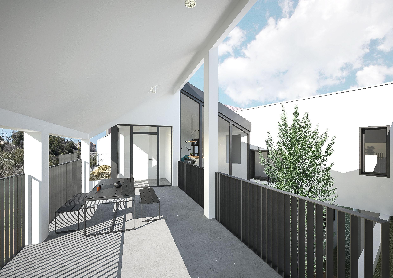 Mk House Id Nizar Sabbagh Architects