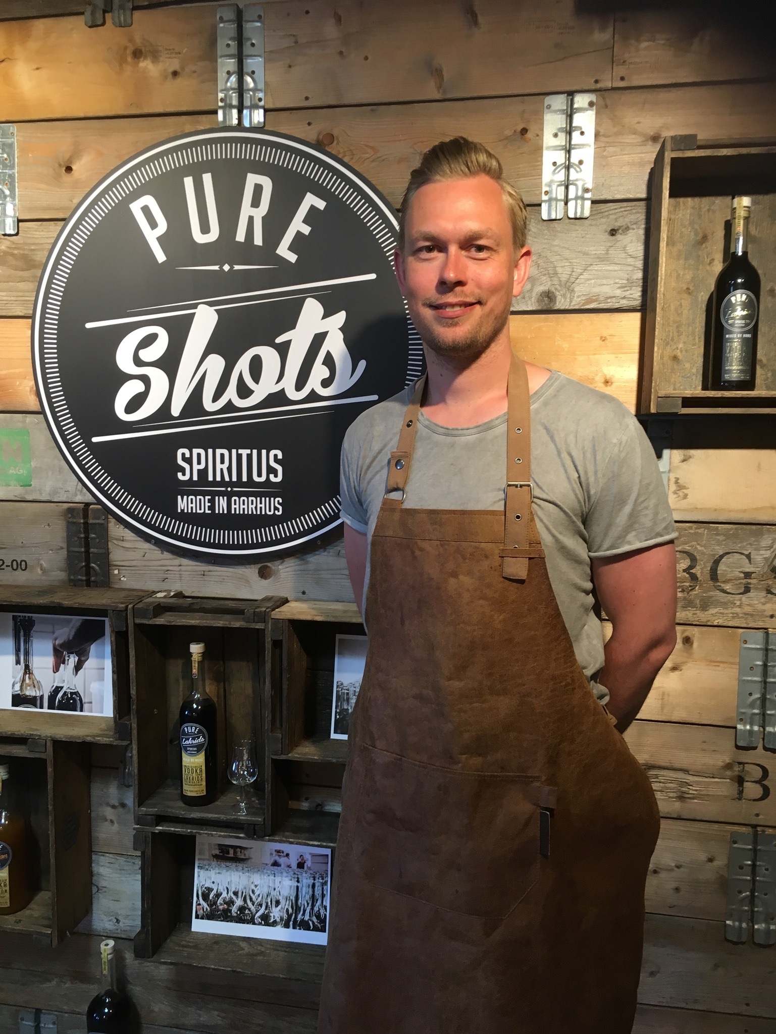 Anders of Pure Shots