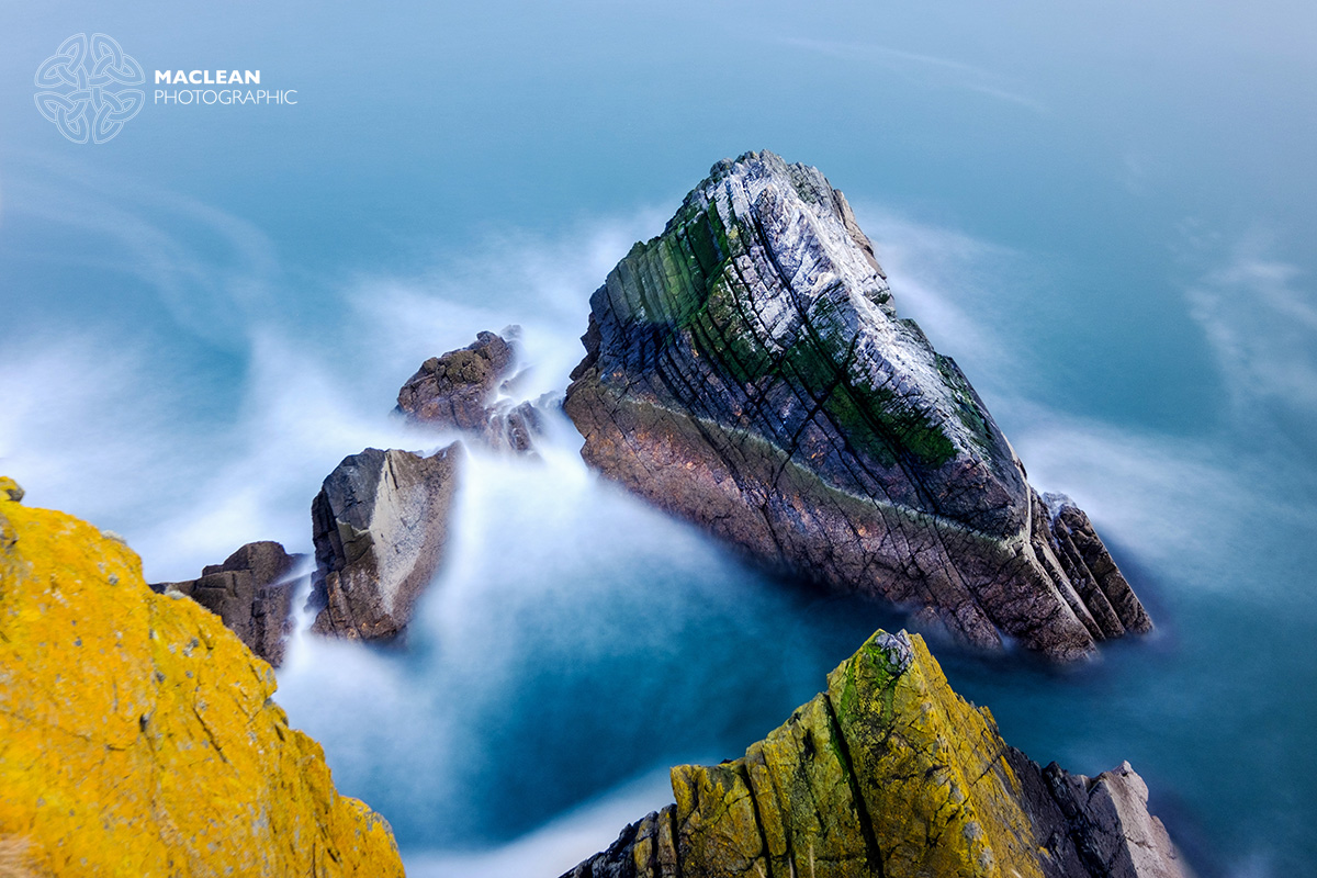 FAST CASTLE ROCKS -  CLICK HERE TO SELECT AND PURCHASE THIS IMAGE