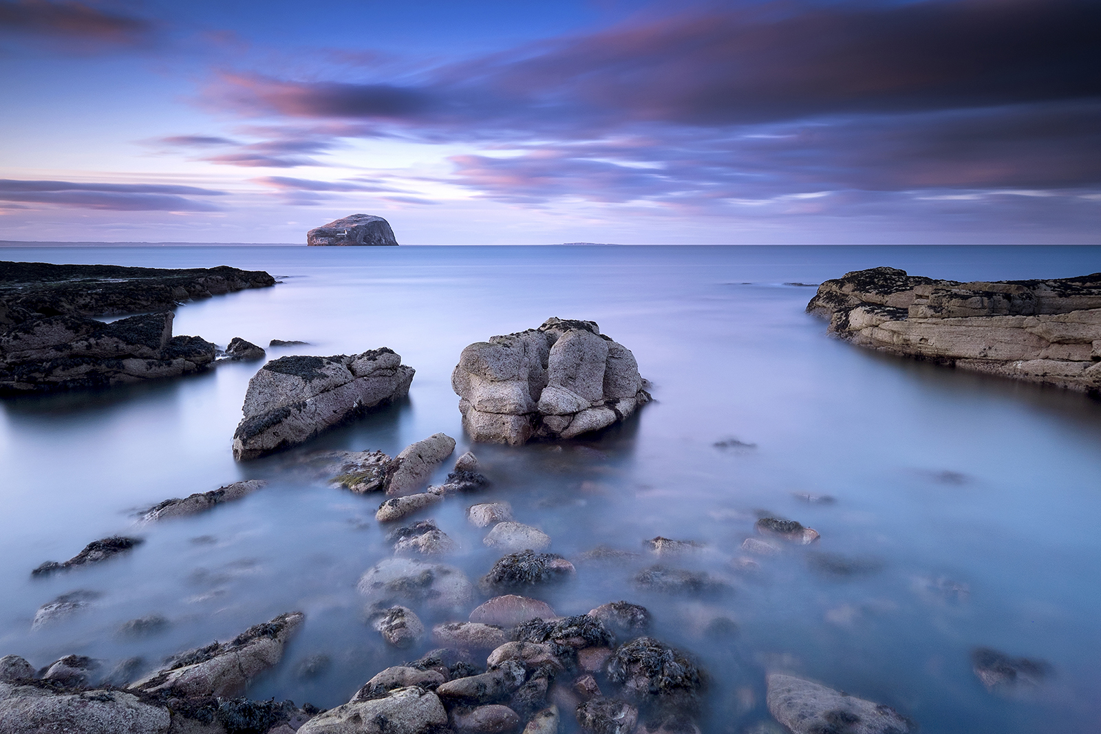BASS ROCK -  CLICK HERE TO SELECT AND PURCHASE THIS IMAGE