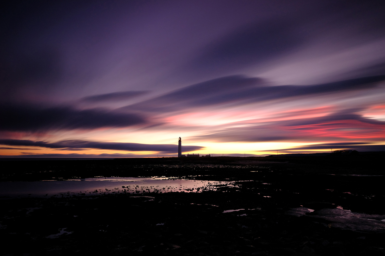 BARNS NESS DAWN -  CLICK HERE TO SELECT AND PURCHASE THIS IMAGE
