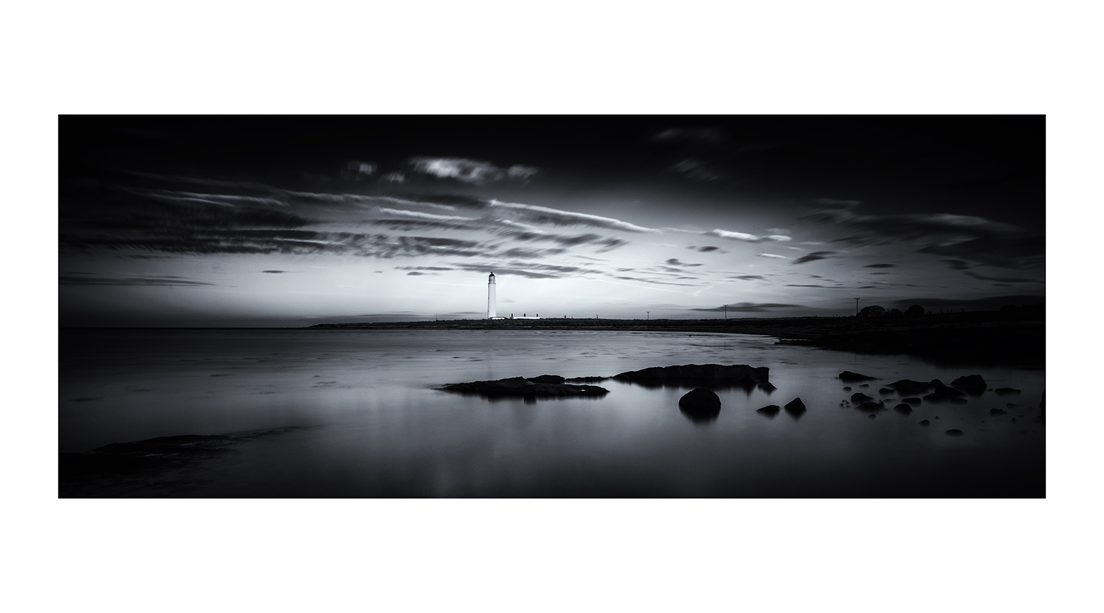 BARNS NESS PANORAMIC  (LIMITED EDITION PRINT)  -  CLICK HERE TO SELECT AND PURCHASE THIS IMAGE
