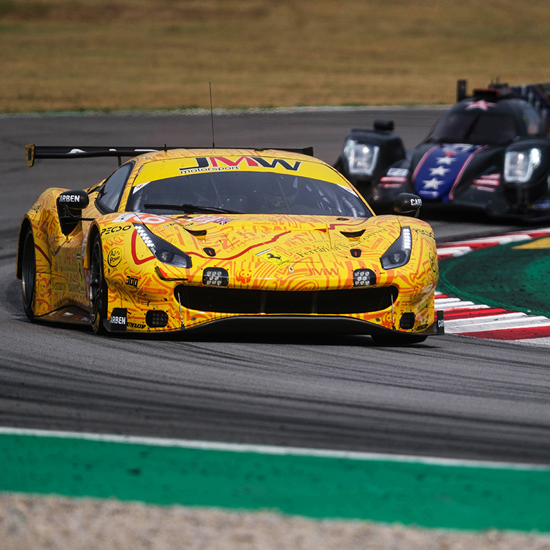ELMS + WEC IN BARCELONA    Round 3 of the 2019 ELMS was held in Barcelona and followed by The Prologue, the FIA WEC pre season test