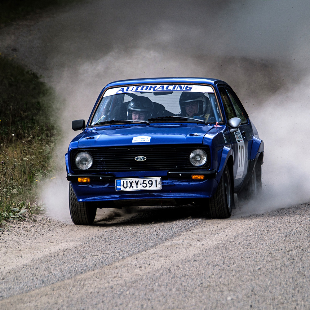 EUROPEAN HISTORIC RALLY CHAMPIONSHIP    In 2019 Jeff Carter was appointed as the Media Delegate for this European rally championship which features cars from the golden era of rallying.