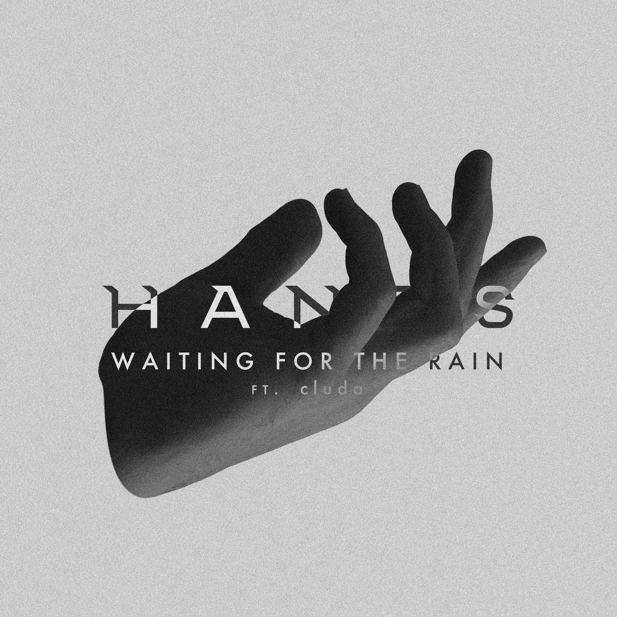 Artwork voor 'Waiting For The Rain', een single van HANDS.