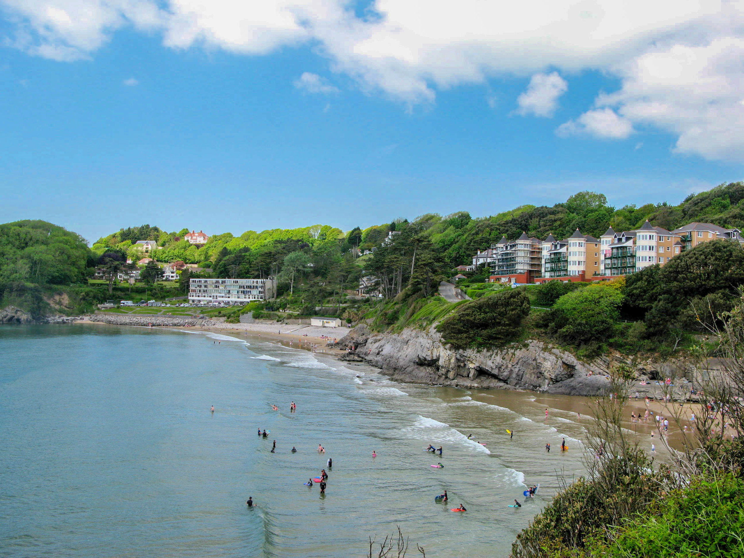 Caswell Bay