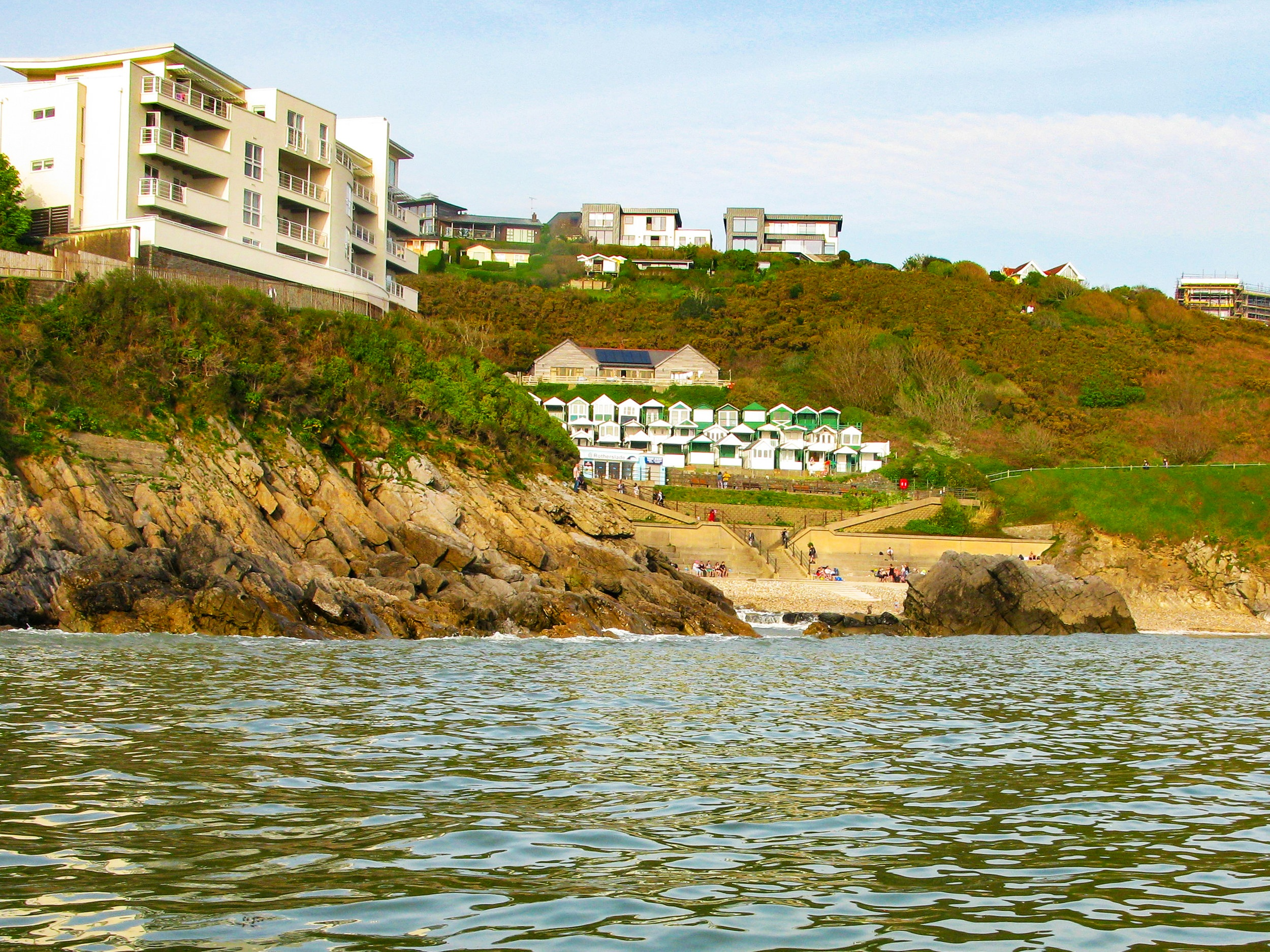 Rotherslade Bay - SUPCAM