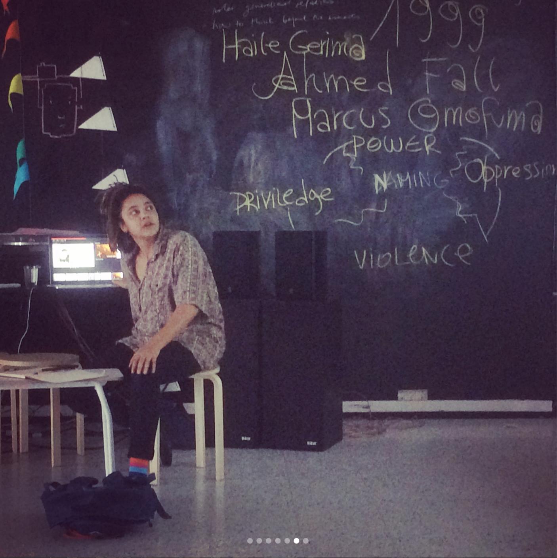 Artist Talk: Thuli Gamedze