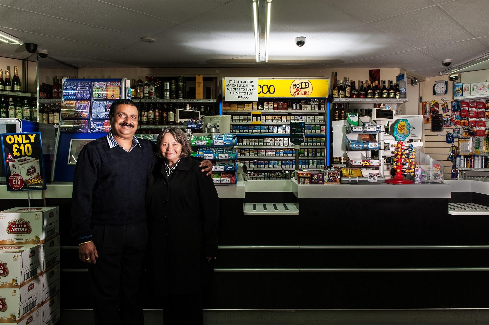 Bhavesh Patel & Barbara Maclean