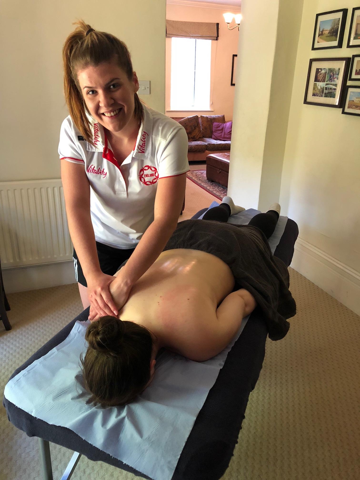 Who Dares Slims - Sports Massage