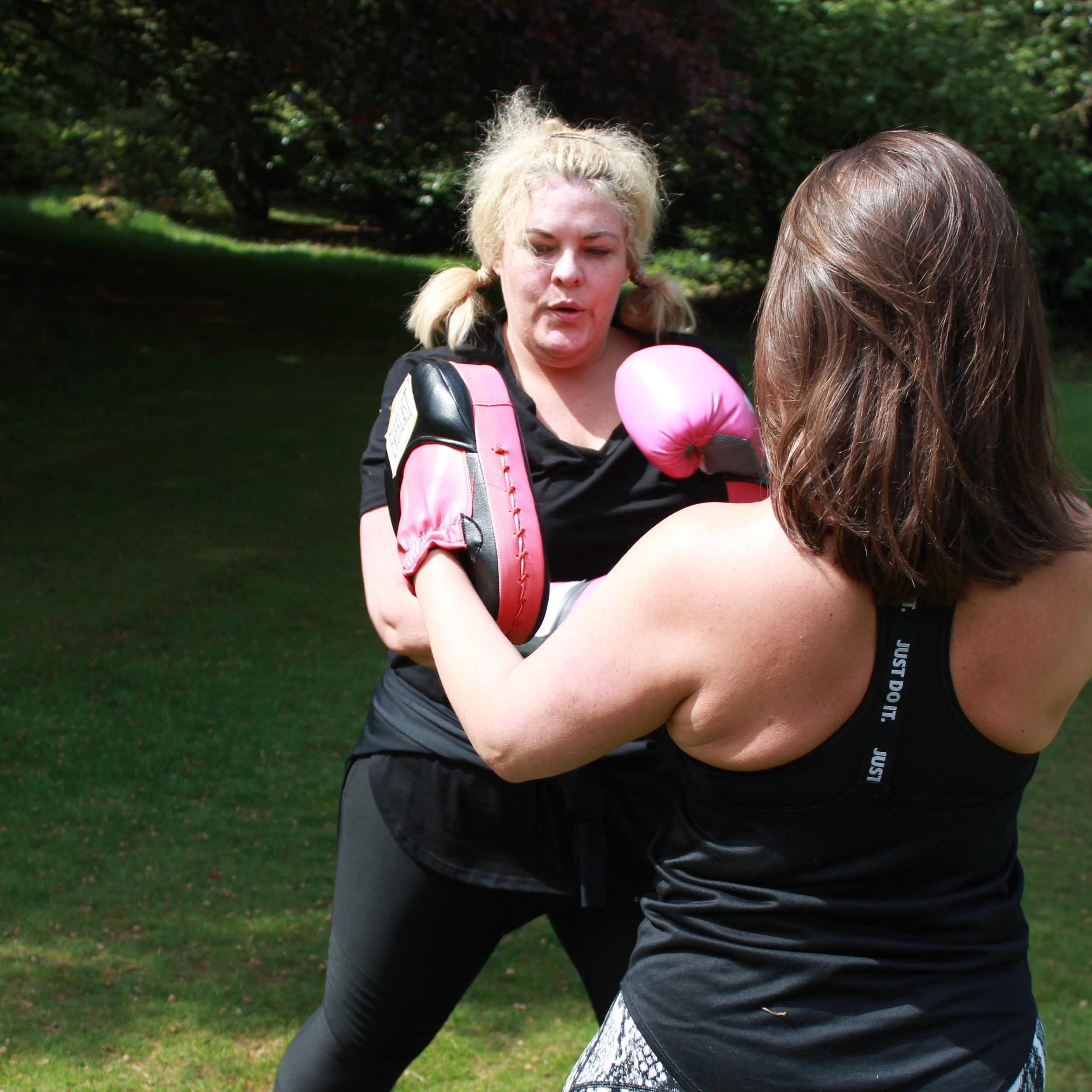 Trish - Trish is training for her black belt in karate, but her weight and fitness plateaued. She wanted a boost to her metabolism and fitness to help get ready for the all important day.She lost 8lbs (3.6kg) in just 4 days and couldn't be happier.
