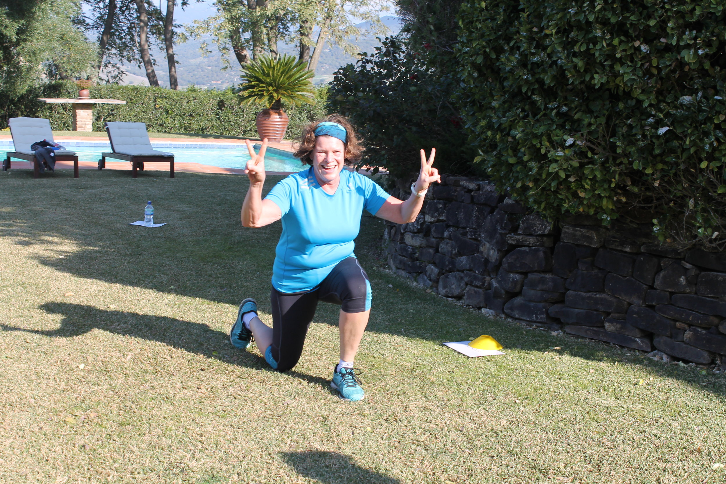 Making fitness fun - Who Dares Slims fitness and weight loss boot camp