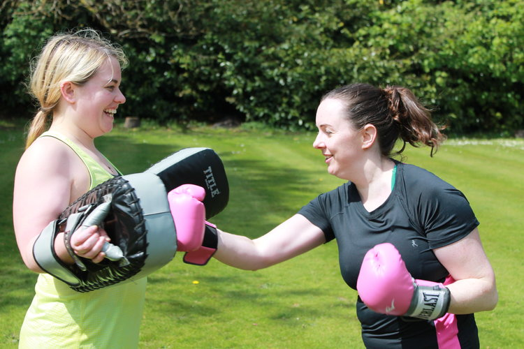 Fitness and Weight Loss Boot Camp in Scotland - Who Dares Slims