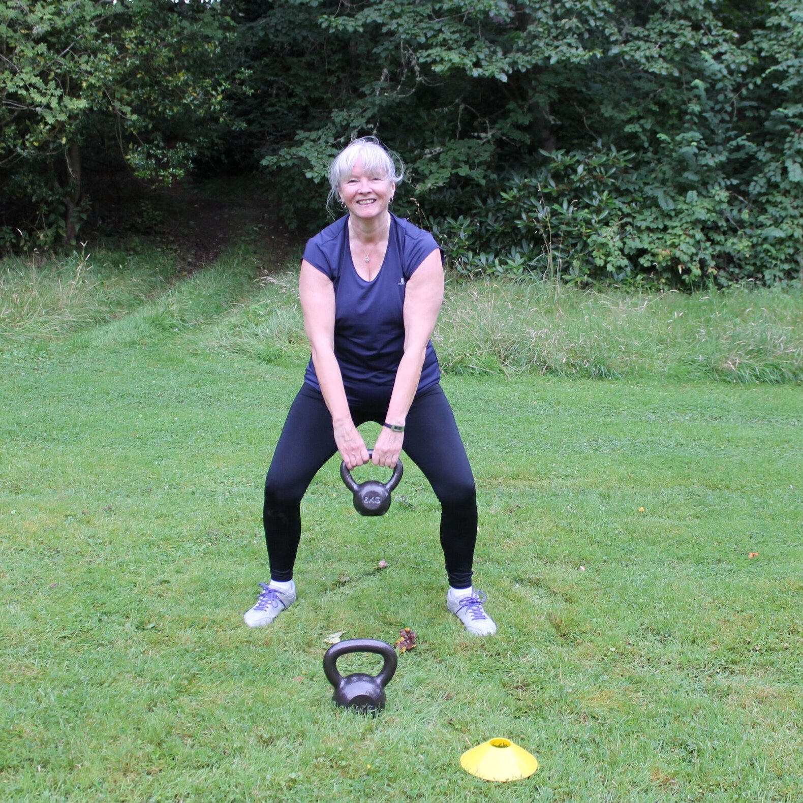 Ann - Ann proved that age is just a number. At 65 she came on a boot camp and committed to a week of fitness and fun. She did everything with a smile and was voted 'most caring' by all her peers! She lost 2.1kg (4.6lbs) and went home feeling trim and toned.
