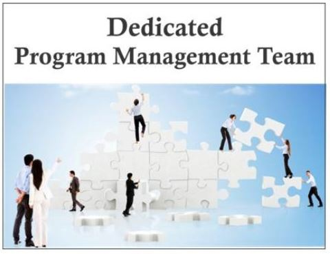 Each Program Includes A Dedicated Program Management Team, That Work With You Daily To Ensure Your Programs Success By Providing Consistent Support.
