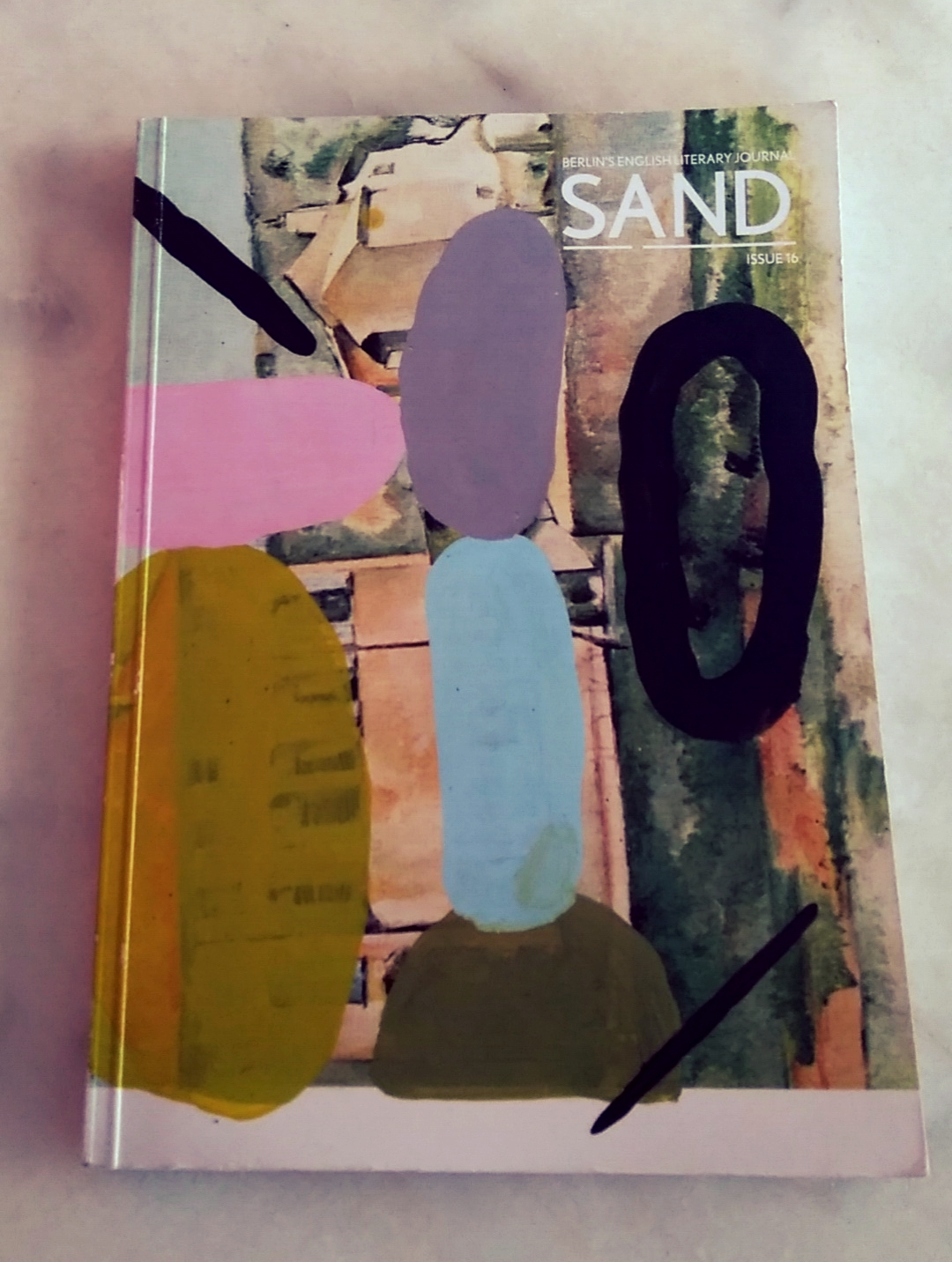 The   SAND Literary Journal   no.16