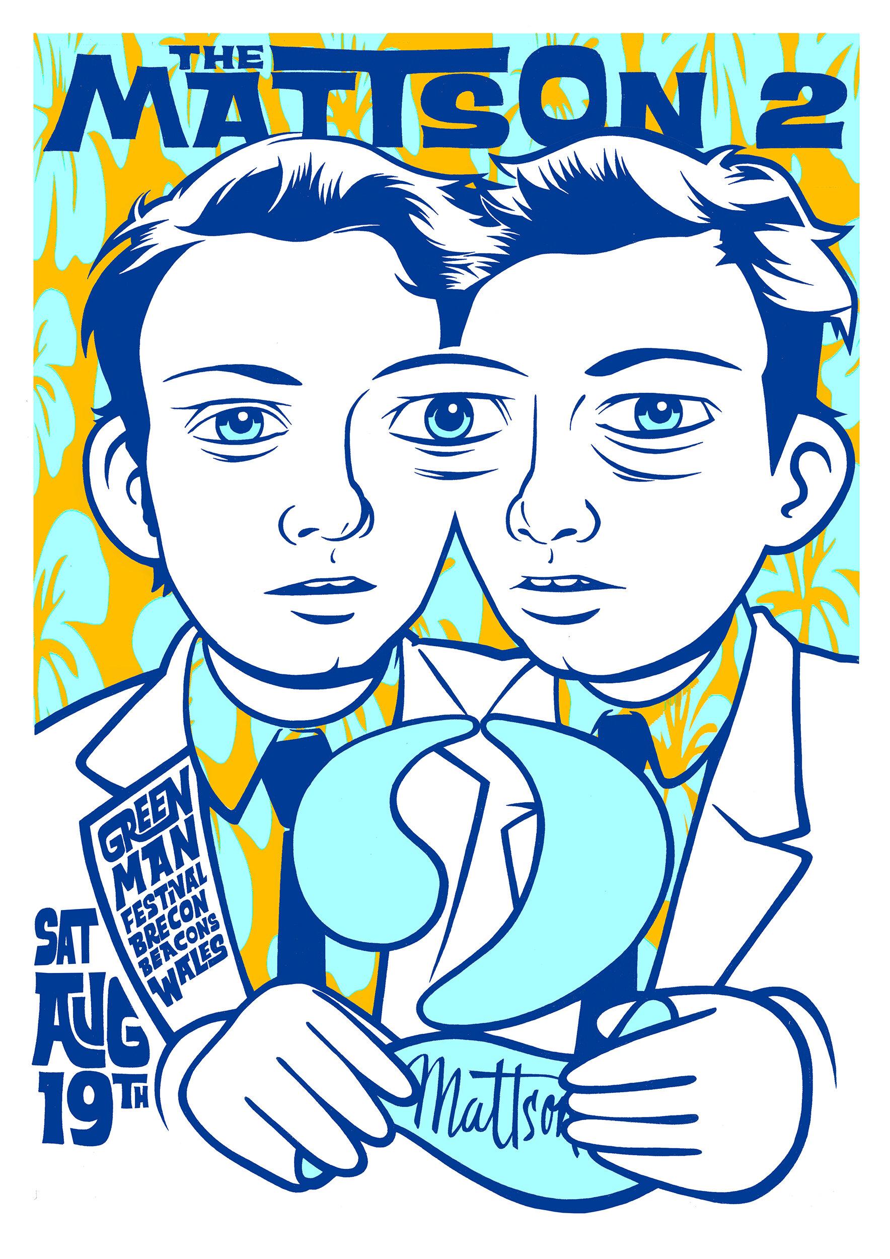 The Mattson 2 poster.