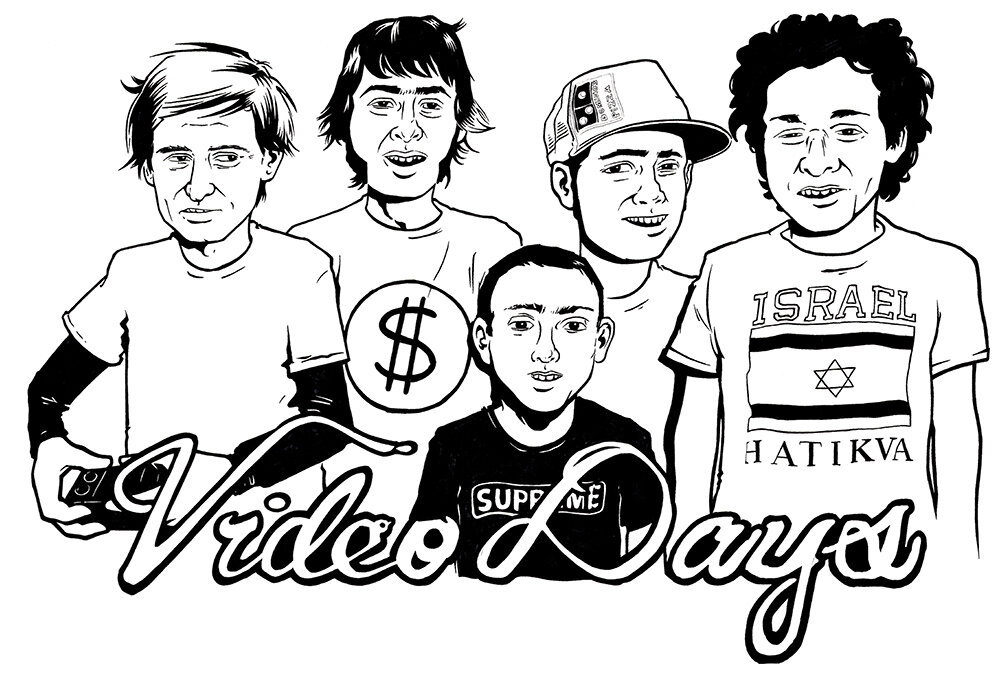 Blind 'Video Days'