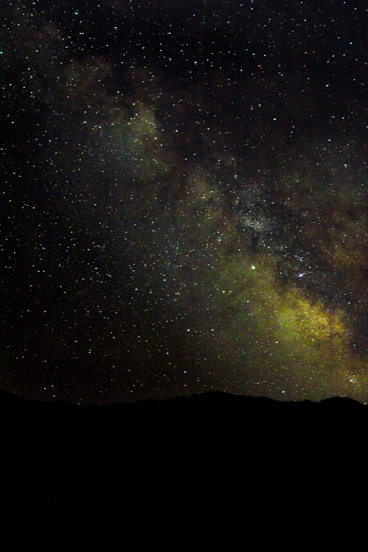 The stars from Shenako in Tusheti