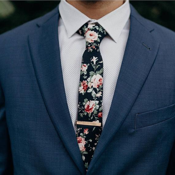 Floral Tie - I'm a sucker for a good tie and this Etsy shop has some real good ones.