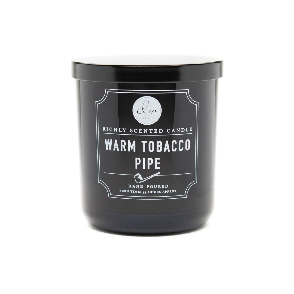 Masculine Candle - This is Josh's favorite scent and my favorite candle company. We're both big fans of musty smells and this one burns so well!