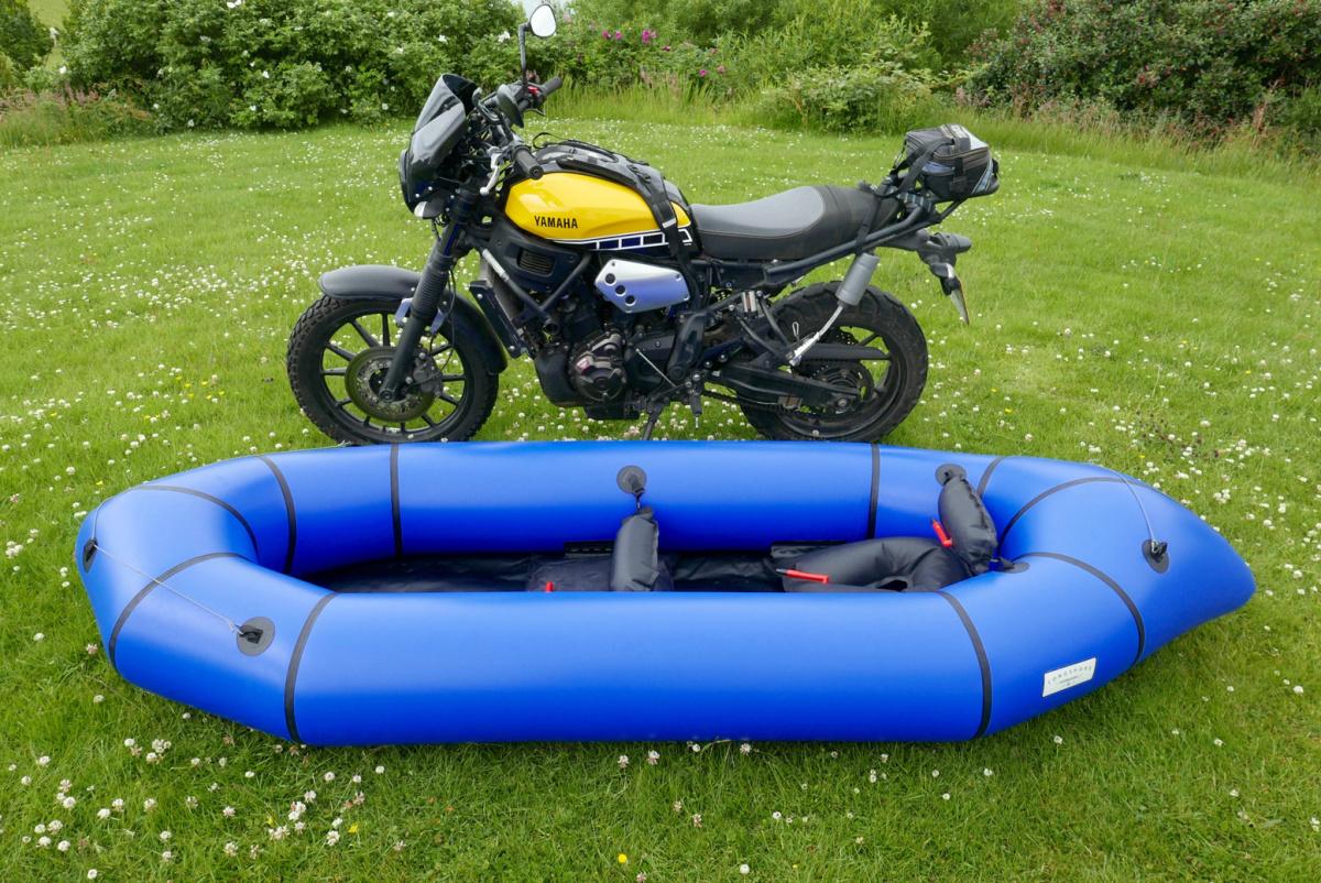 LONGSHORE EX280 Mark I - inflatable kayaks & packrafts