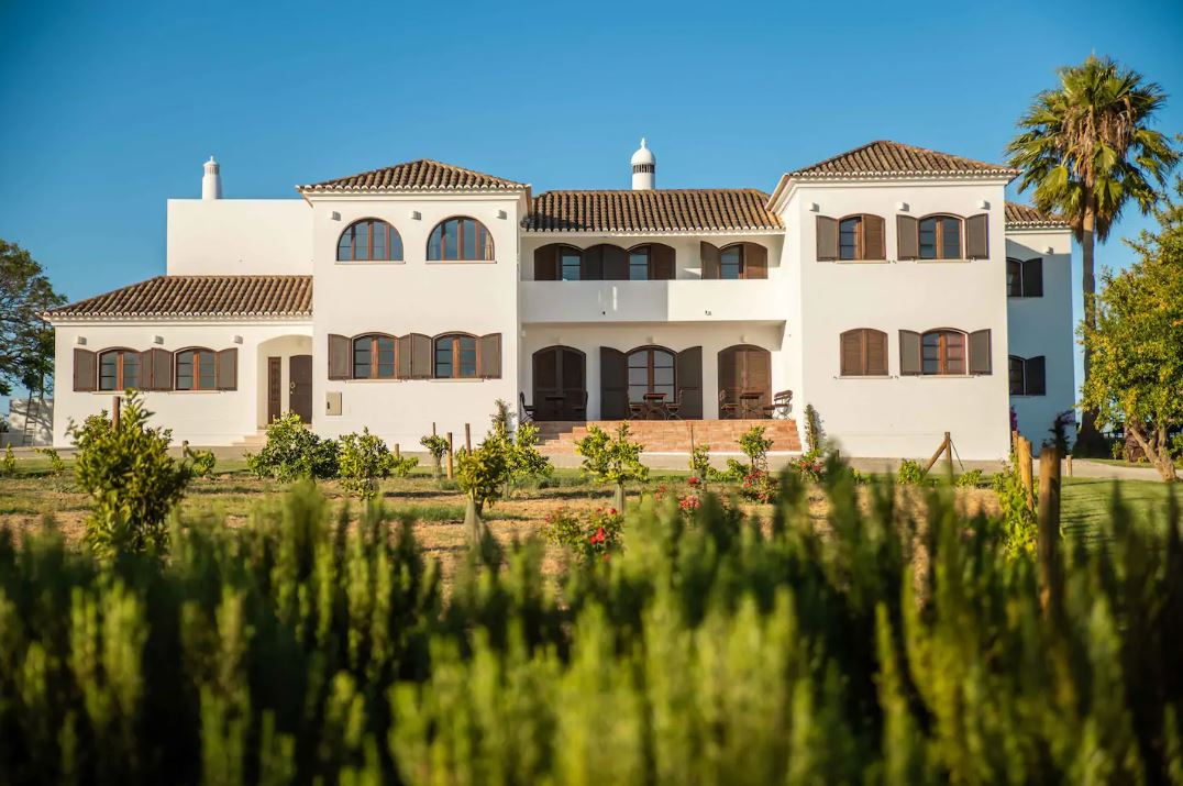 Mansion Retreat - Located in Tavira, Faro, Portugal—a luxurious & comfortable Portuguese mansion in the eastern part of the Algarve.