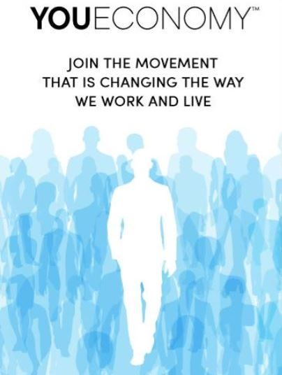 YouEconomy: Join the Movement that Is Changing the Way We Work and Live    Contributing author and contributing editor for this limited run publication