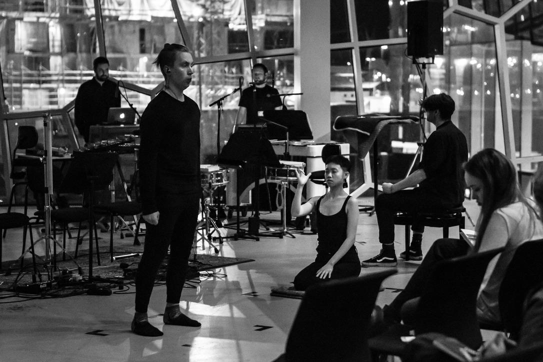Dark Music Days 2019, Reykjavik, captured by Jana Cern