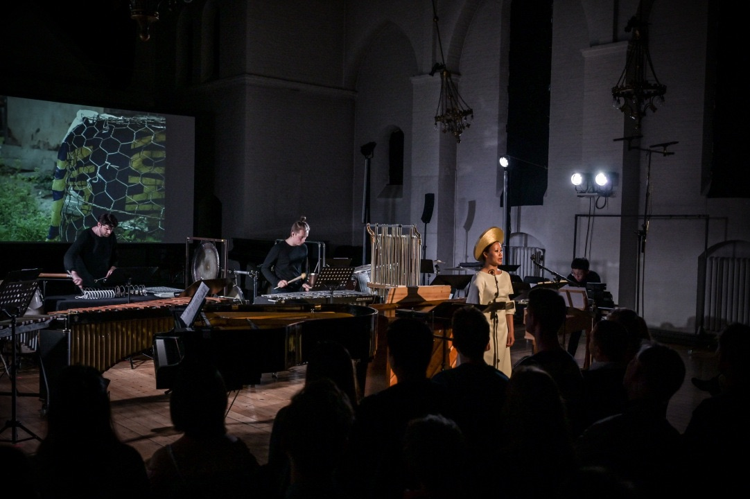 Klang 2019 Copenhagen, captured by Alexander Banck-Petersen