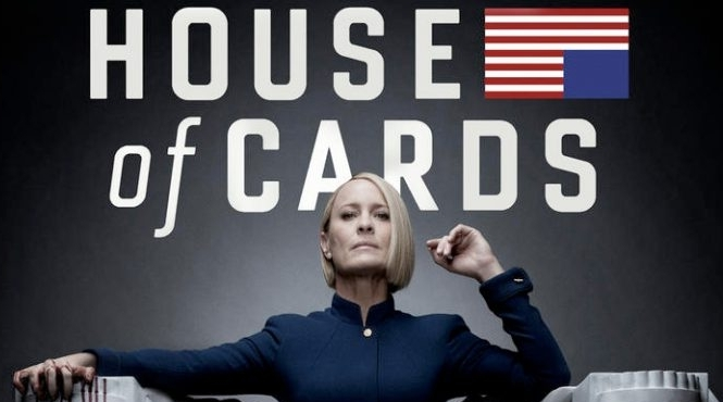 house of cards (netflix) - Jonny Greenwood Popcorn Superhet Receiver